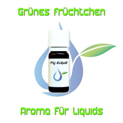 Grünes Früchtchen Aroma   My-eLiquid E-Zigaretten Shop   München Sendling