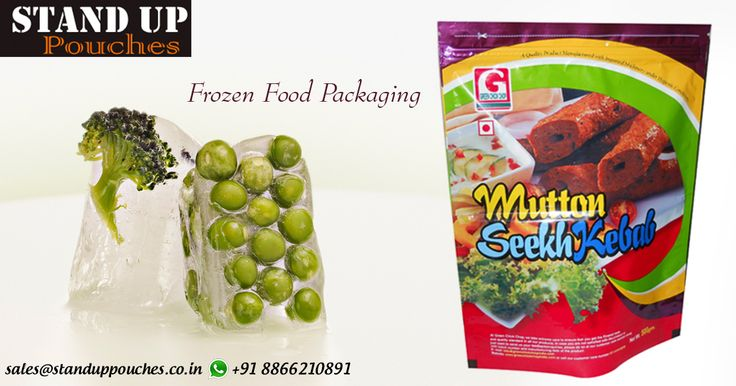 The #frozenfoodpackaging is one of the most #important, because The #vacuumbags are the most appropriate for #seafood  We offer #pillowpouches, #standuppouches and #vacuumbags. more visit whatsap 8866210891