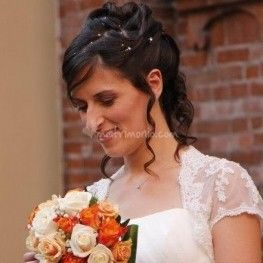 Trucco Sposa Mat Lilla e Malva Mat lilac bridal make up Liubi Make up