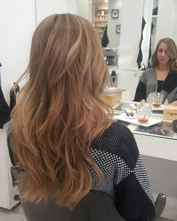 Lang, golvend haar - Day & Night Hairdressers - Kapper Amsterdam