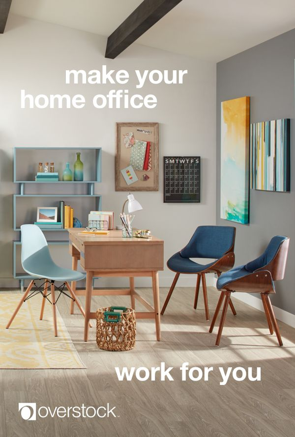 Find the best furniture and decor for your home office at overstock com plus