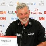 Darren Clarke was officially unveiled as Team Europe's captain for the 2016 Ryder Cup at Hazeltine.