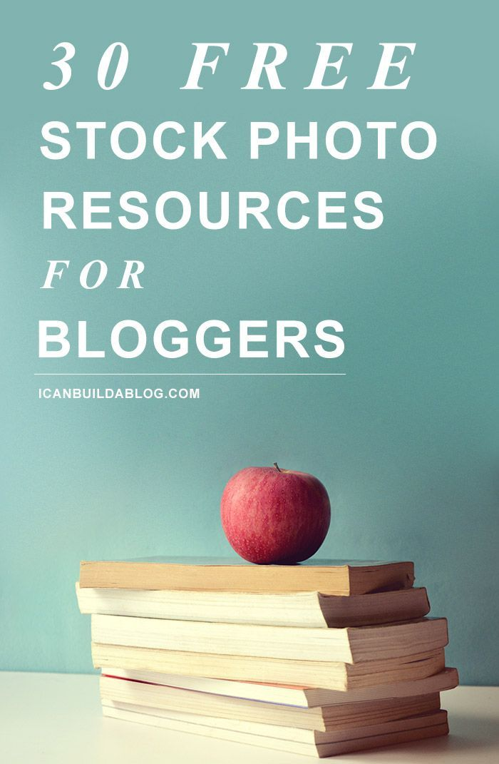 30 Free Stock Photo Sites For Bloggers | blog photography tips | blogging tips