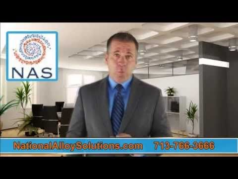 National Alloy Solutions 713-766-3666 | Thermal Spray Technologies and Coating | HVOF Powder - YouTube