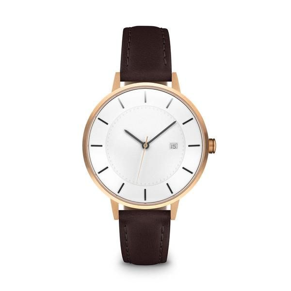 Womens The Classic - Rose Gold/Mocha – Linjer