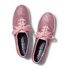 pink sparkle keds
