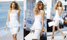 Kahve Falında Beyaz Elbiseli Kadın Görmek