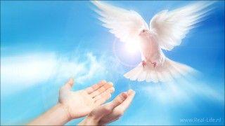 Wie is de heilige Geest? Wat zijn de gaven van de Geest? Hoe kun je de vervulling met de heilige Geest ontvangen? Wat is doop in de Geest?  heilige geest