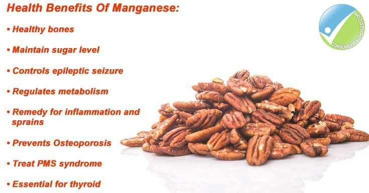 Manganese: Benefits, Side Effects, Dosage And Interactions