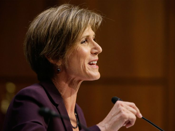 Sally Yates warned White House Michael Flynn could be blackmailed by Russia weeks before he was fired