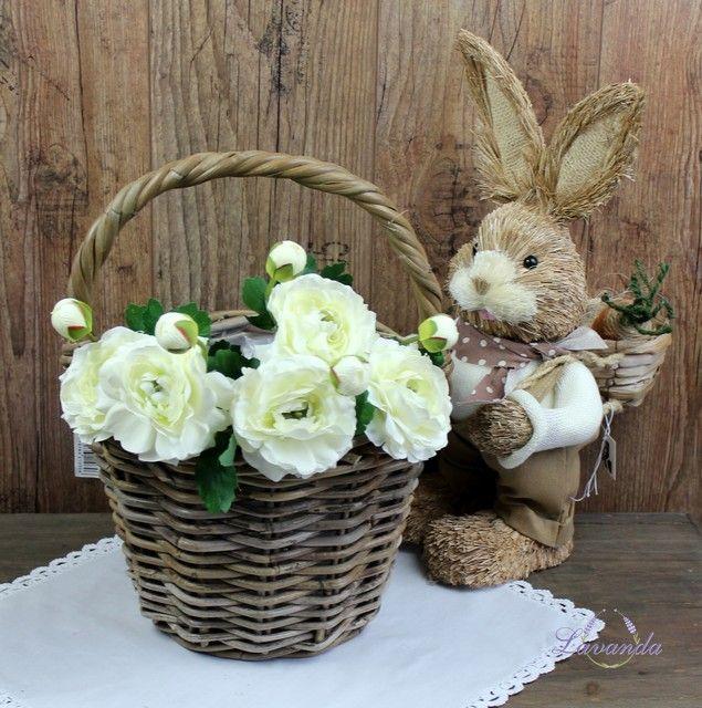 Umelý kvet, kvet Kamélia, biela, umelé kvety, dekorácia kvet, dekorácia kvety, do vázy