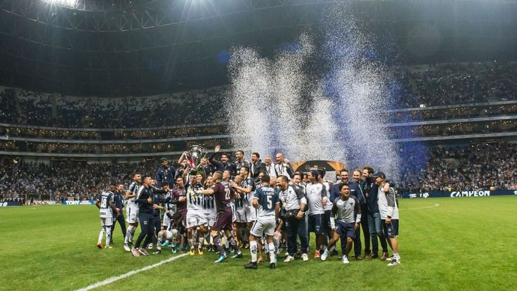 Monterrey put title ghosts to rest with Copa MX final win over Pachuca