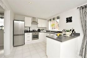 3 bedroom detached house for sale in Golborne, Cheshire, WA3 3JQ - The Hatfield