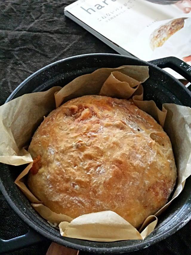 こねないパン 栗原はるみさんレシピでリピ レシピ 食べ物のアイデア