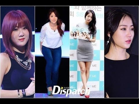 SISTAR Soyou's Amazing Transformation through Diet Revealed