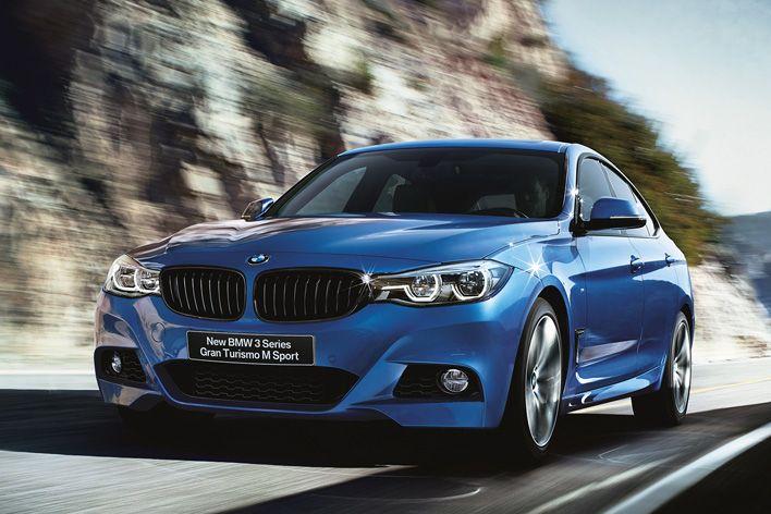 BMW 新型「3シリーズ グラン ツーリスモ」発表…LEDヘッドライトに新世代のコロナリングデザイン 自動車ニュース【オートックワン】
