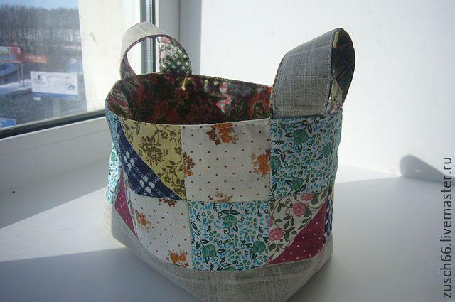 Купить Лукошко пасхальное - зеленый, корзинка для мелочей, корзинка для рукоделия, лукошко, пасхальный подарок
