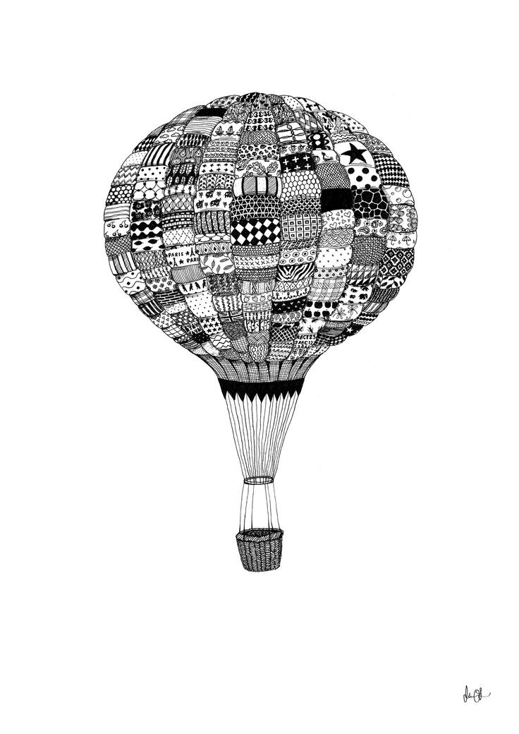 Balloon by Mia Olofsson