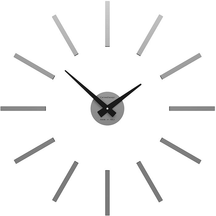 Zegar ścienny Pinturicchio w rozmiarze S, którego oznaczenia godzin mocuje się…