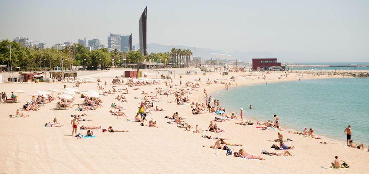 Traveler Nick: Barcelona Platja II