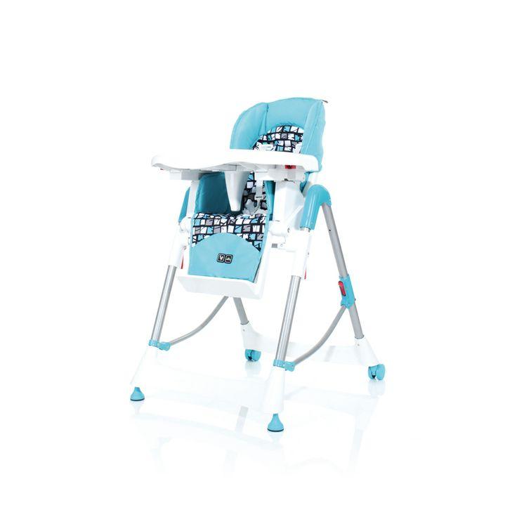 Scaun Masa ABC Design High Tower ideal pentru mesele copilului tau. Comod si functional, acest scaun de masa ii ofera bebelusului posibilitatea de a participa la mesele familiei, in siguranta si confort. Spatarul scaunului ABC Design se poate regla in trei unghiuri de inclinare in timp ce inaltimea se poate regla inclusiv in sase grade diferite. Masuta este usor de detasat si de curatat.
