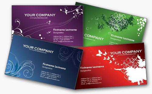 36 Free PSD Business Card Templates