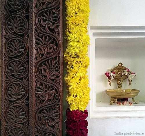 Sari Shop, Chennai And Doors