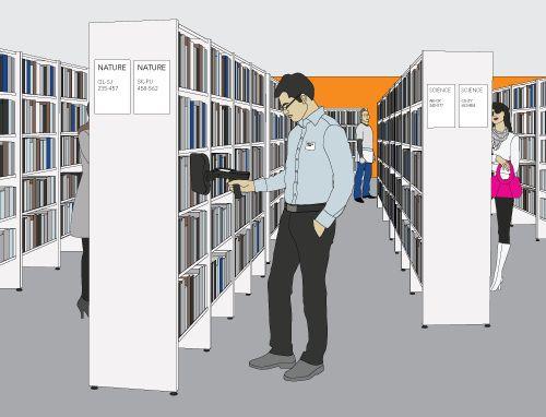 RFID in libraries