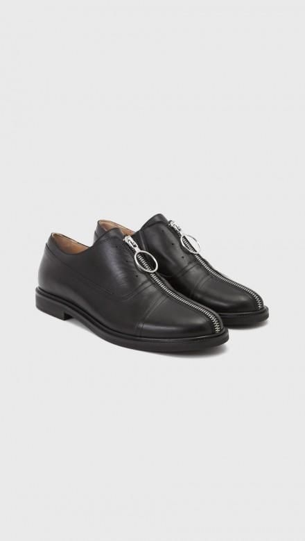 Zip Oxfords by MM6 Maison Martin Margiela