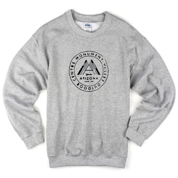 Centre Monument Valley Outdoor Sweatshirt