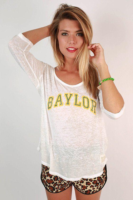 Baylor University Boyfriend Tee