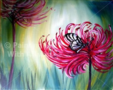 103 best PAINTING WITH A TWIST images on Pinterest