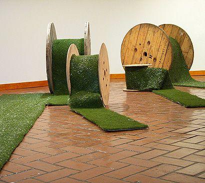 Square Yard by Susan Benarcik