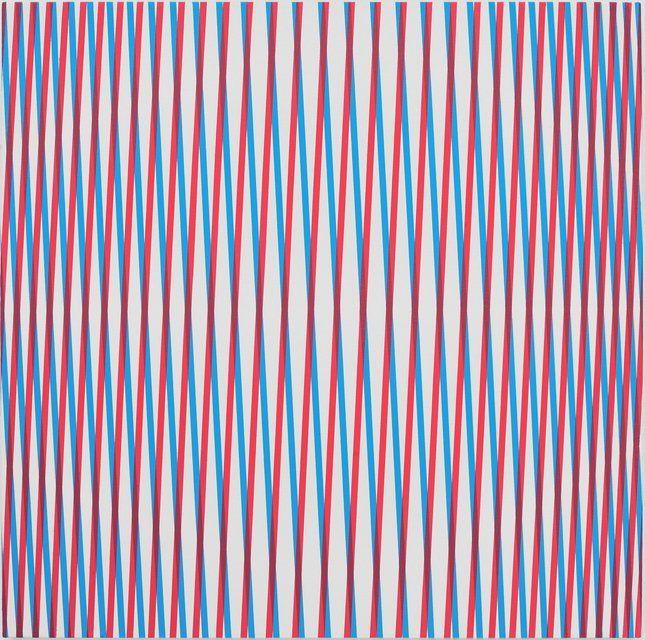 Philippe Decrauzat - On cover, Painting
