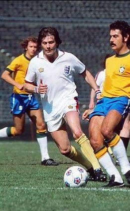 Stuart Pearson England 1976