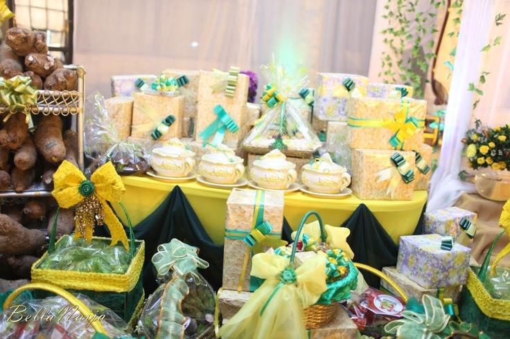 BN She Said Yes - Adetoun Nelson & Oluwole Popoola Traditional Engagement - July 2012 - BellaNaija 021