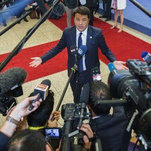 Ρέντζi:«Η εποχή κατά την οποία οι Βρυξέλλες έλεγχαν την Ιταλία με τηλεχειριστήριο τελείωσε»