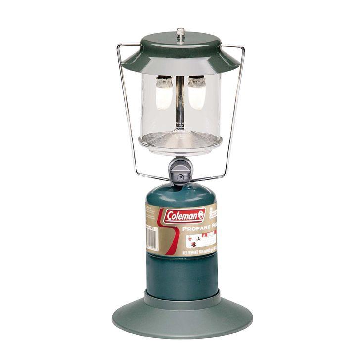 Portable Propane Lantern - 2 Mantle MI