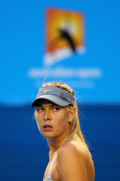 Maria Sharapova #tennis @jugamostenis  #AO13