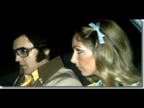 Elvis Presley - SEPARATE WAYS (Images of Elvis and Priscilla)