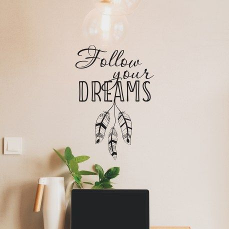 Motivational Quote Decals