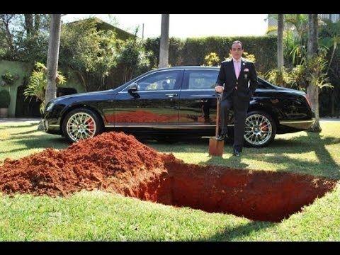ABTO (Brazilian Association of Organ Transplant) - Bentley Burial - YouTube