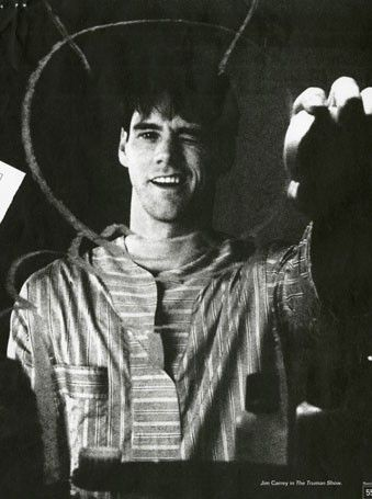 an analysis of life and media in the truman show movie The movie, the truman show, can be related to religion in many ways jim carrey stars as truman burbank, a 30-year-old man, whose whole life has been the plot of an acclaimed tv show the movie shows how reality can be altered and created when confined into a small space.