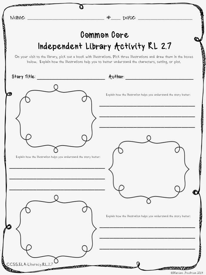 You Oughta Know About Library Time! {April}