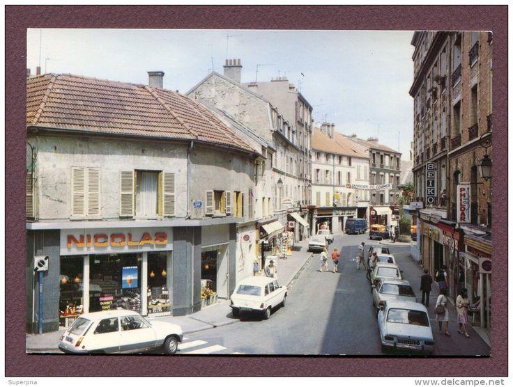 Rue Maurice Thorez