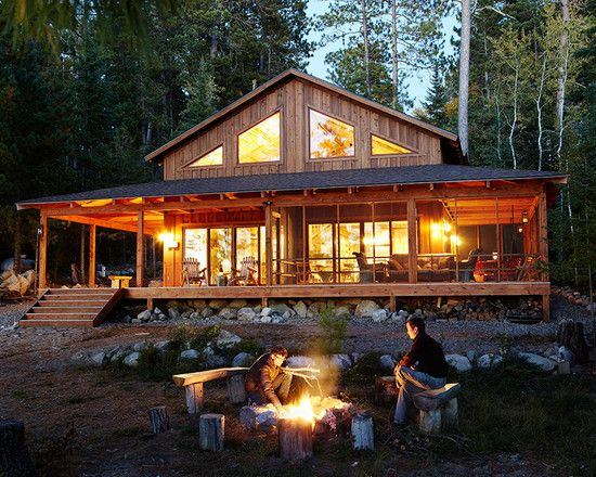 Log Cabin Homes Design, Pictures, Remodel, Decor and Ideas - page 89