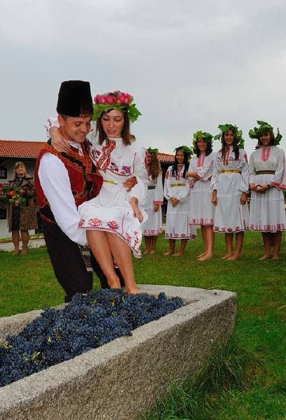 from Bulgaria