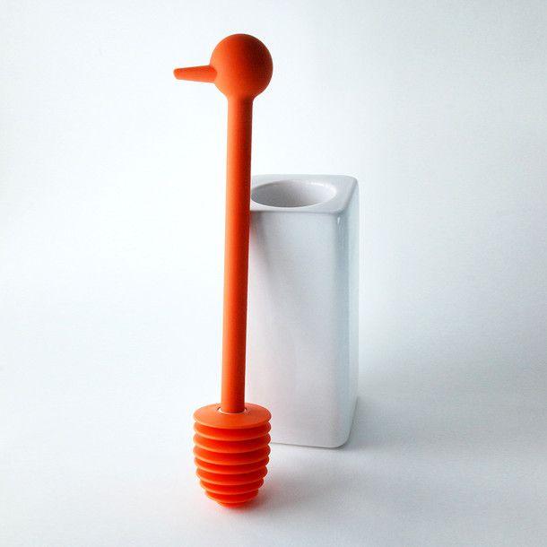 Skoati Toilet Brush Holder by  Lineabeta