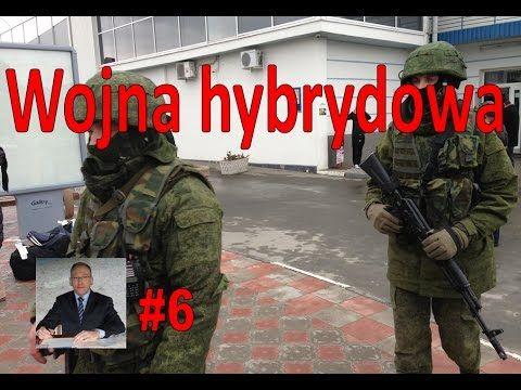 Wojna hybrydowa | Geopolityka #6