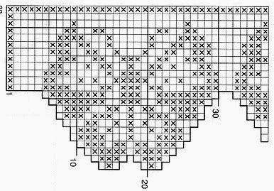 crochet filé.  Guardanapos (27) (386x269, 95KB)